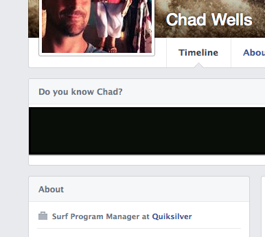 Chad Wells profile