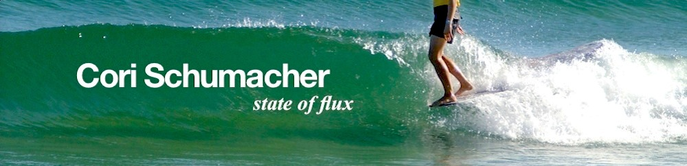~Cori Schumacher: State of Flux~