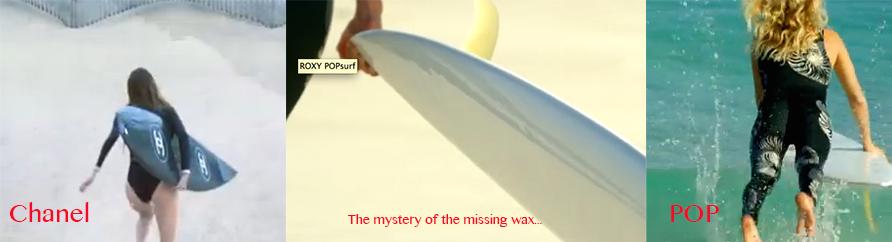 Missing wax