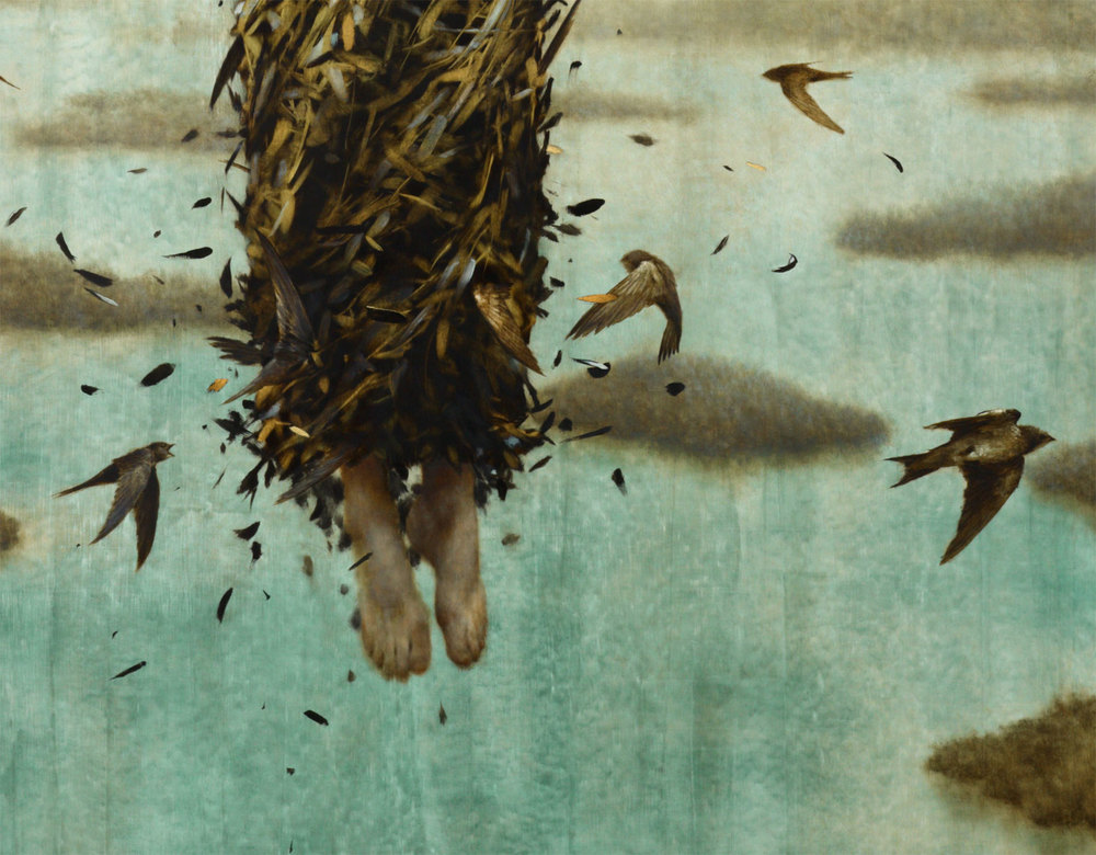 """Over the Ocean"" by Brad Kunkle"