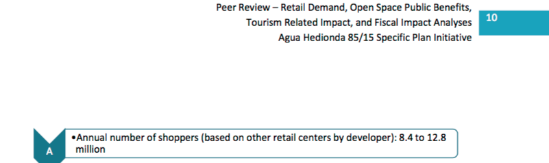 City of Carlsbad 9212 analysis of the Agua Hedionda Specific Plan (Measure A).